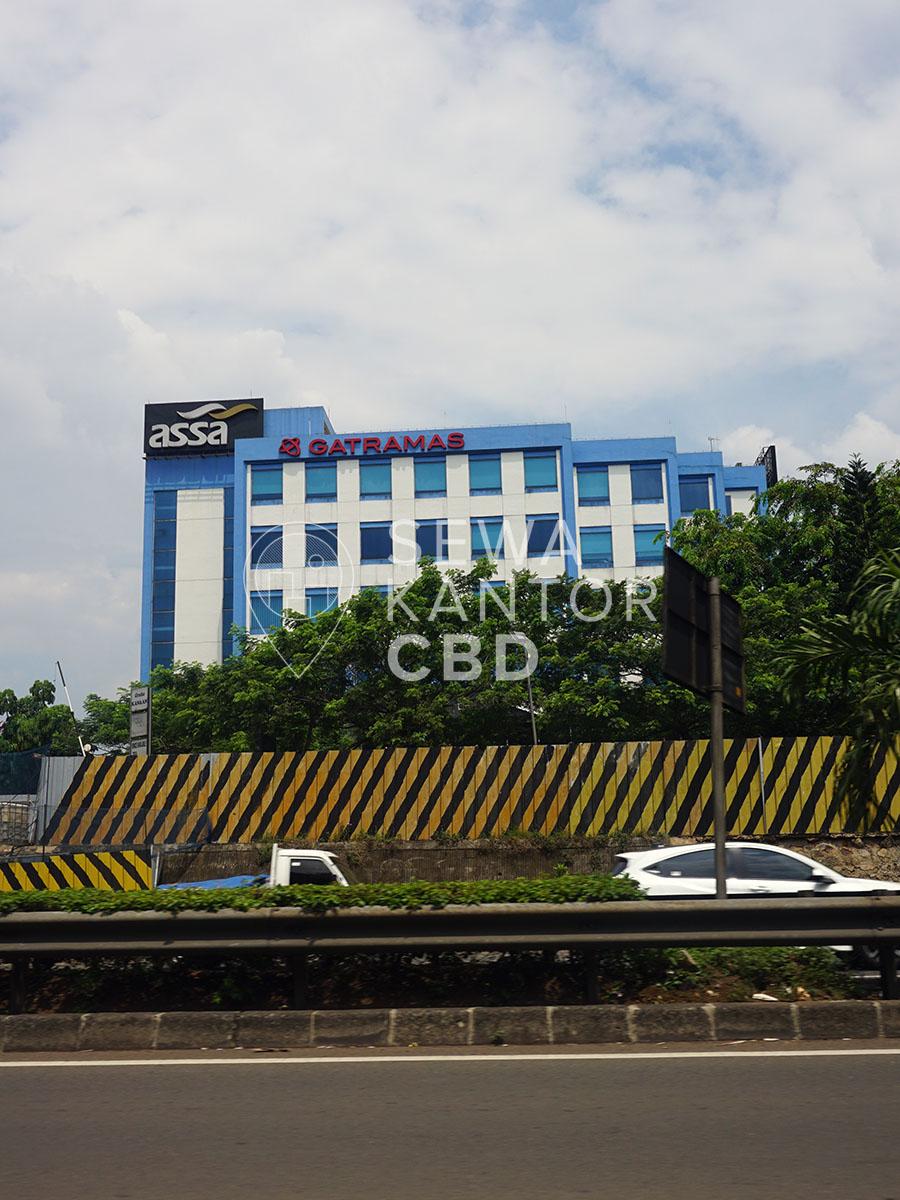 Sewa Kantor Gedung Graha Kanaan Jakarta Selatan Cilandak TB Simatupang Jakarta Exterior 1