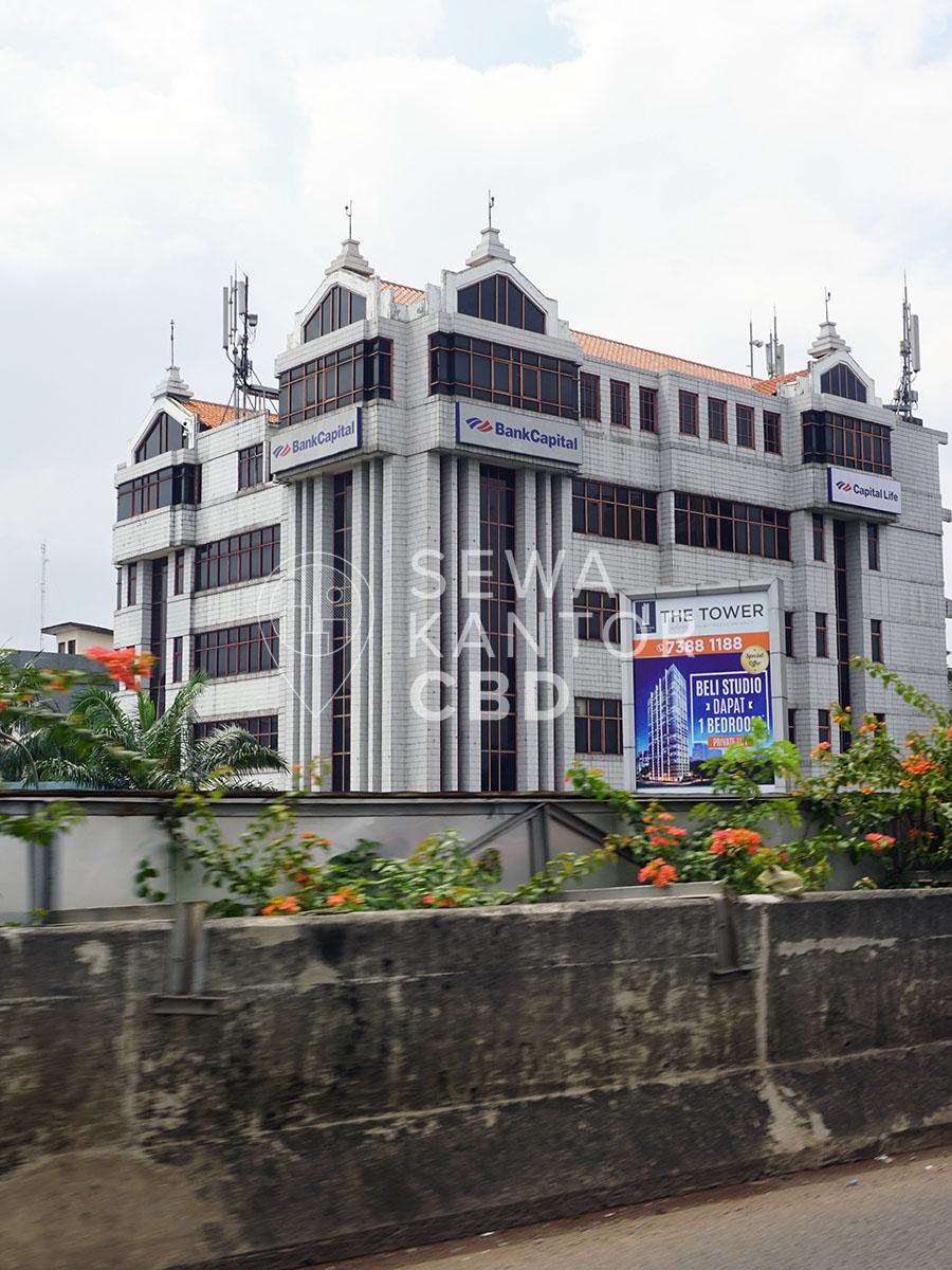 Sewa Kantor Gedung Graha Satria Tower 2 Jakarta Selatan Cilandak TB Simatupang Jakarta Exterior 1