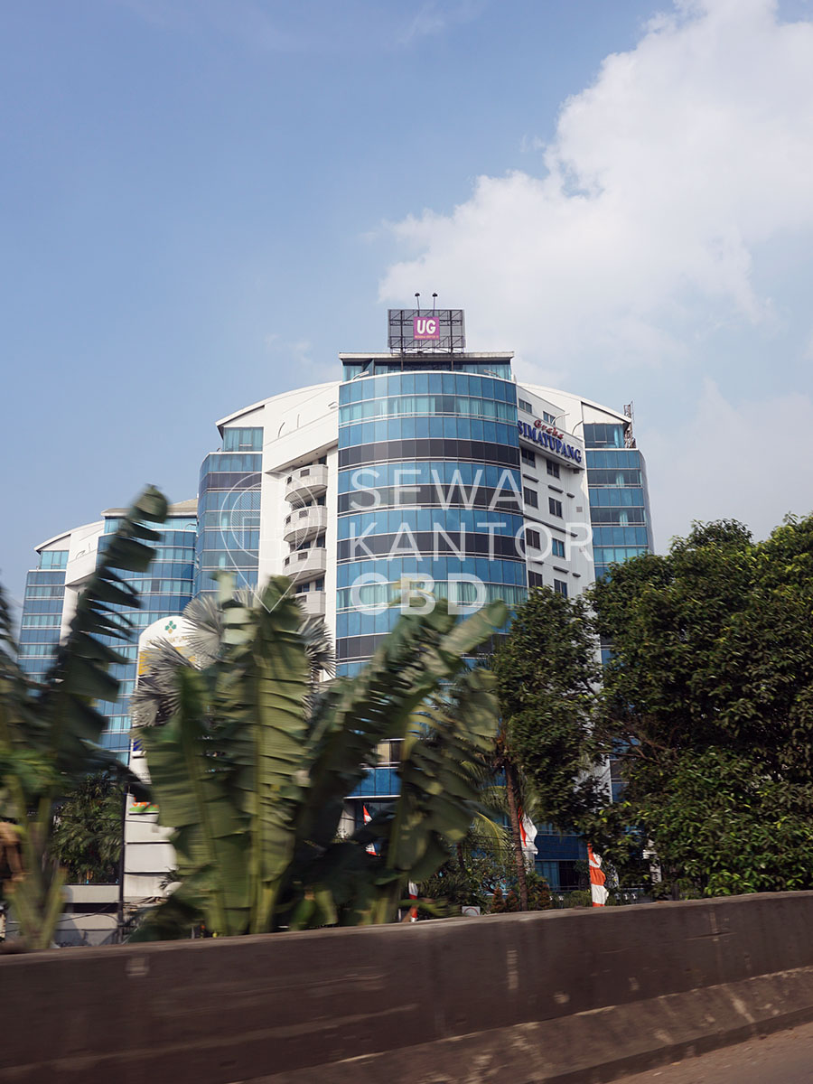 Sewa Kantor Gedung Graha Simatupang Jakarta Selatan Pasar Minggu TB Simatupang Jakarta Exterior 2