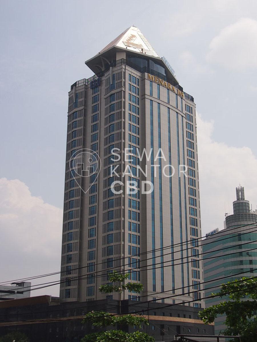 Sewa Kantor Gedung Menara 165 Jakarta Selatan  TB Simatupang Jakarta Exterior 0