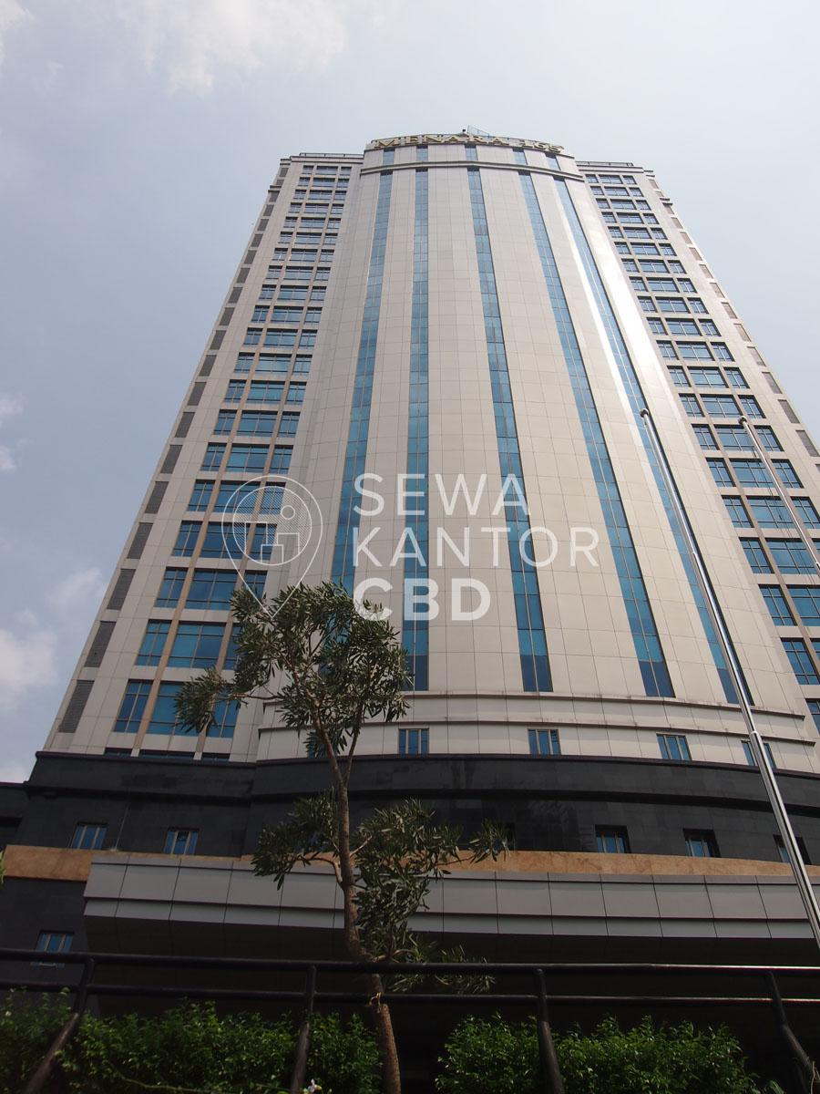 Sewa Kantor Gedung Menara 165 Jakarta Selatan  TB Simatupang Jakarta Exterior 3