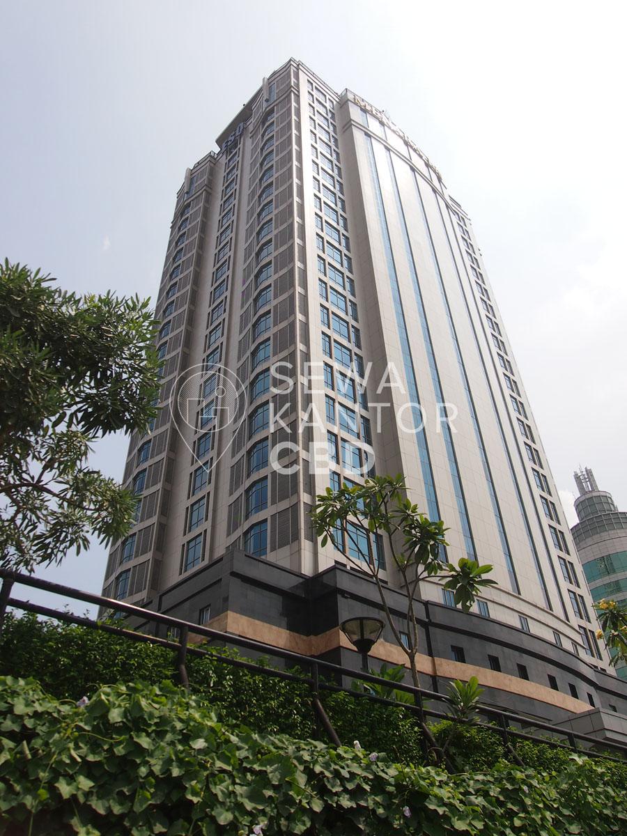 Sewa Kantor Gedung Menara 165 Jakarta Selatan  TB Simatupang Jakarta Exterior 1