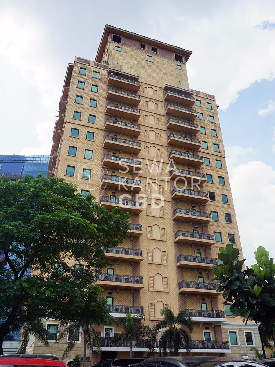 Sewa Kantor Gedung Arkadia Tower B Jakarta Selatan Pasar Minggu  Jakarta Exterior 2