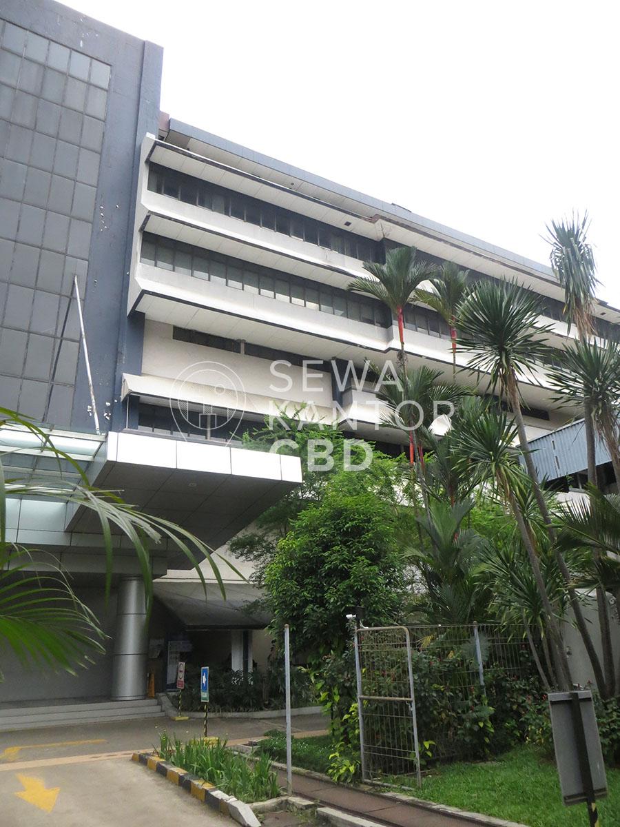 Garden Centre: Sewa Kantor The Garden Center - Jakarta Selatan