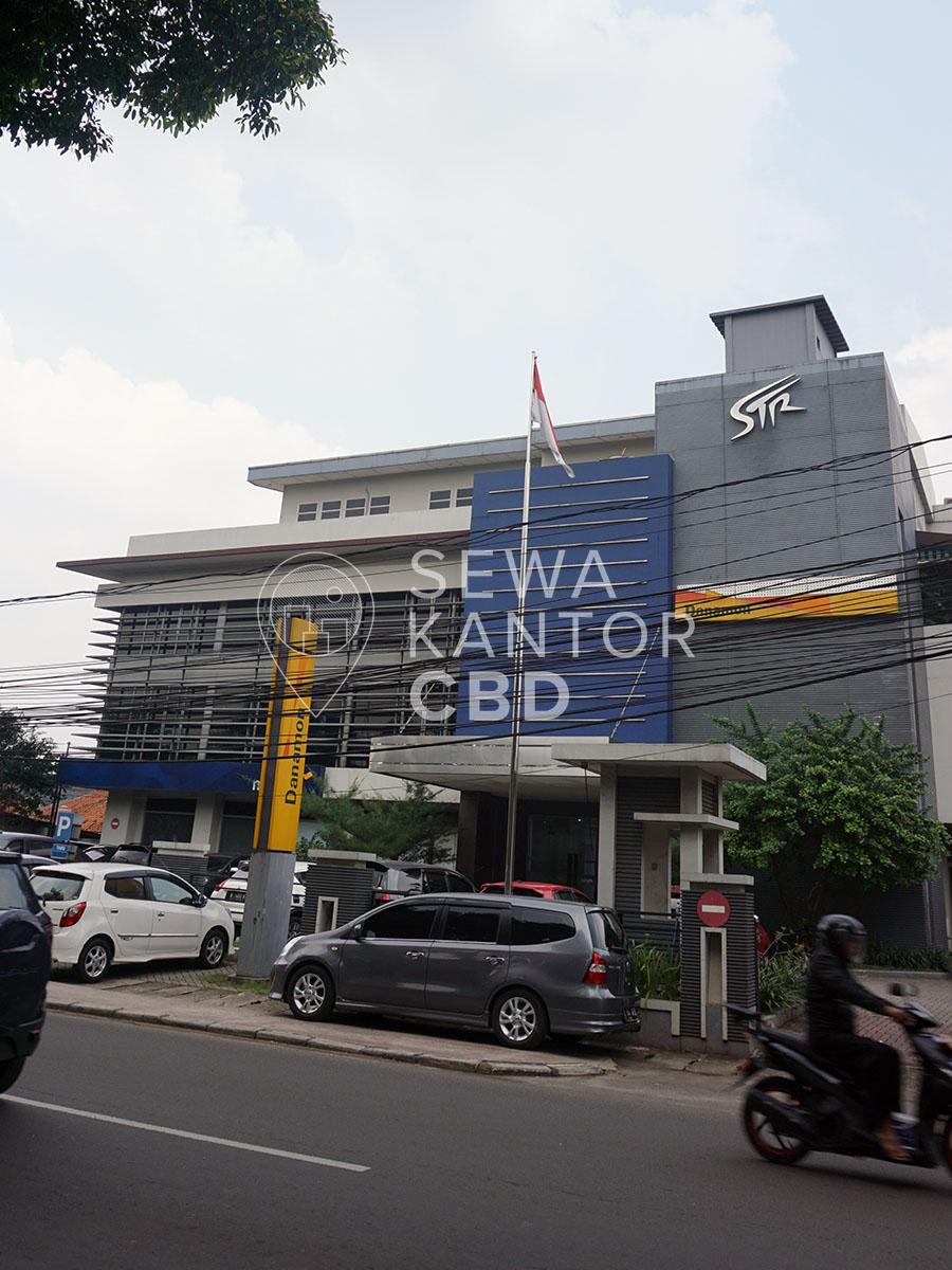Sewa Kantor Gedung Graha STR Jakarta Selatan   Jakarta Exterior
