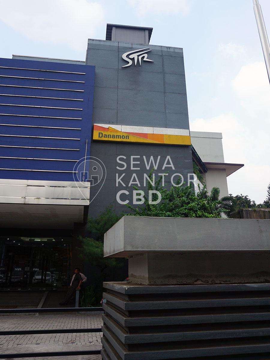 Sewa Kantor Gedung Graha STR Jakarta Selatan   Jakarta Exterior 1