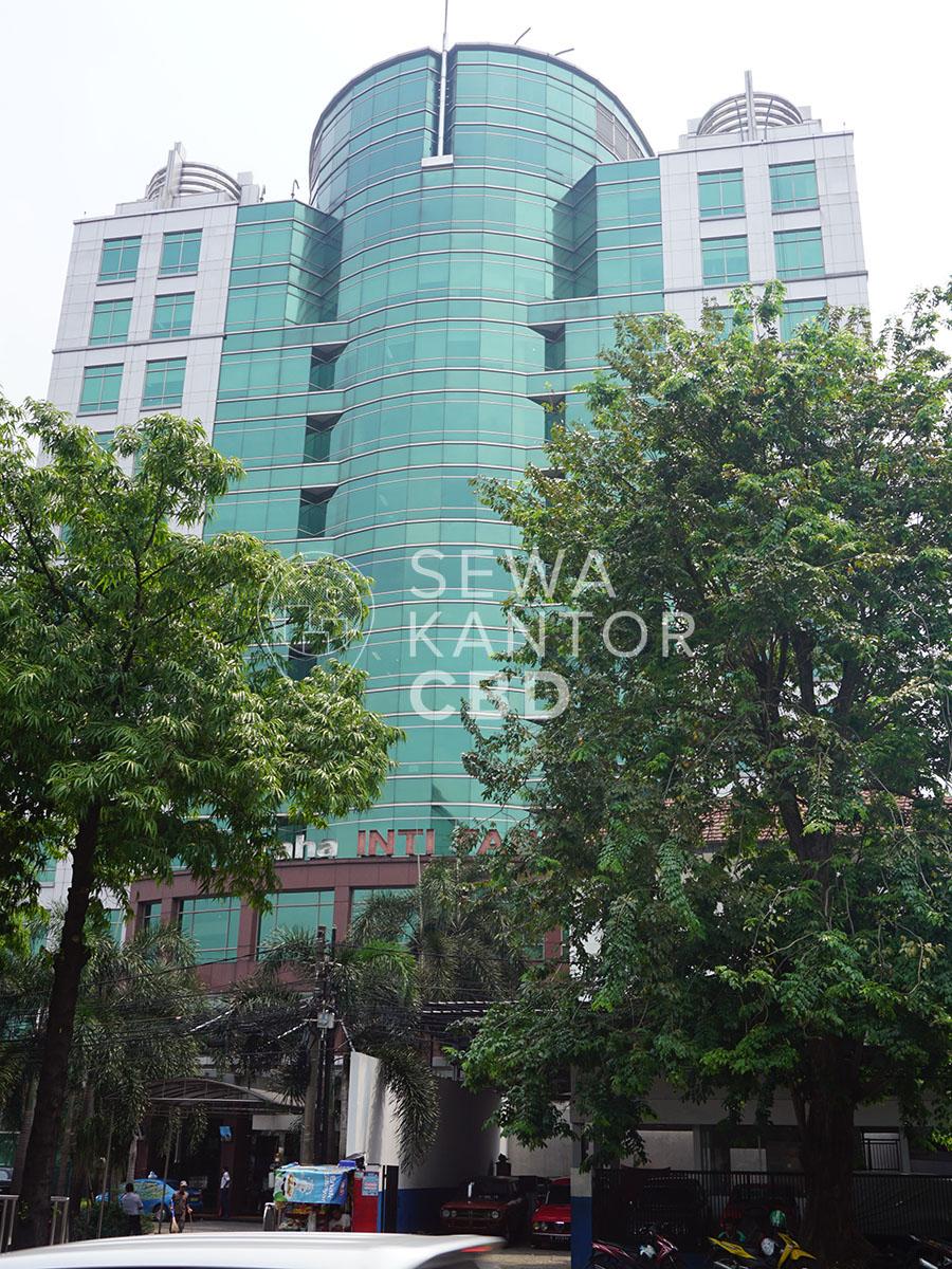 Sewa Kantor Gedung Graha Inti Fauzi Jakarta Selatan Pasar Minggu  Jakarta Exterior 2
