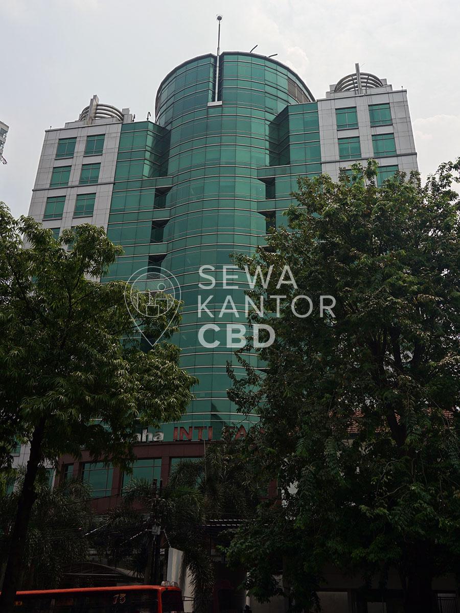 Sewa Kantor Gedung Graha Inti Fauzi Jakarta Selatan Pasar Minggu  Jakarta Exterior 3