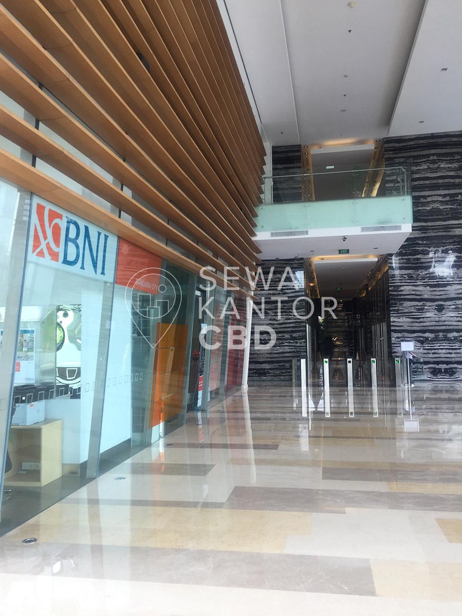 Sewa Kantor Gedung Gandaria 8 Office Tower Jakarta Selatan Kebayoran Lama  Jakarta Interior 7