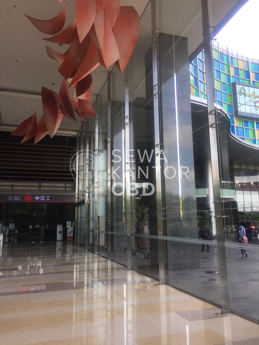 Sewa Kantor Gedung Gandaria 8 Office Tower Jakarta Selatan Kebayoran Lama  Jakarta Interior 5