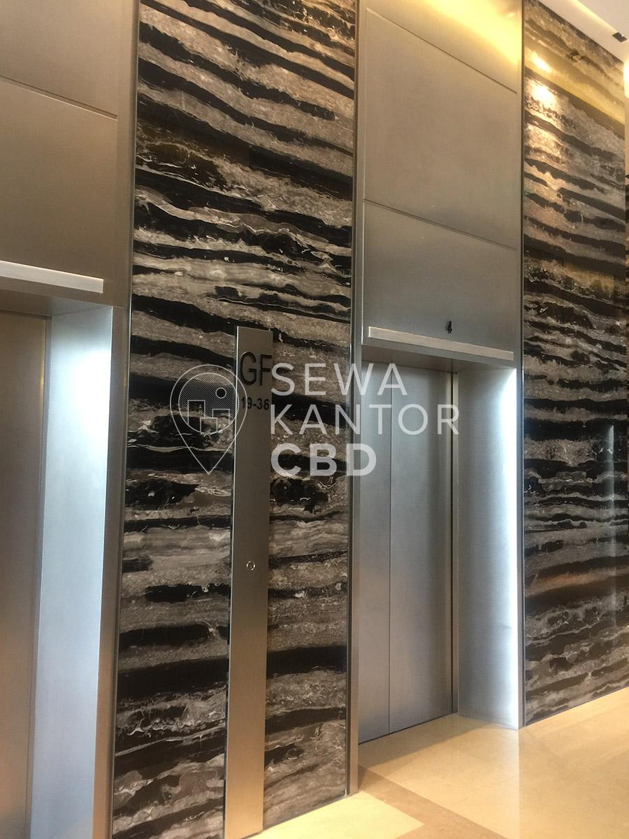 Sewa Kantor Gedung Gandaria 8 Office Tower Jakarta Selatan Kebayoran Lama  Jakarta Interior 8