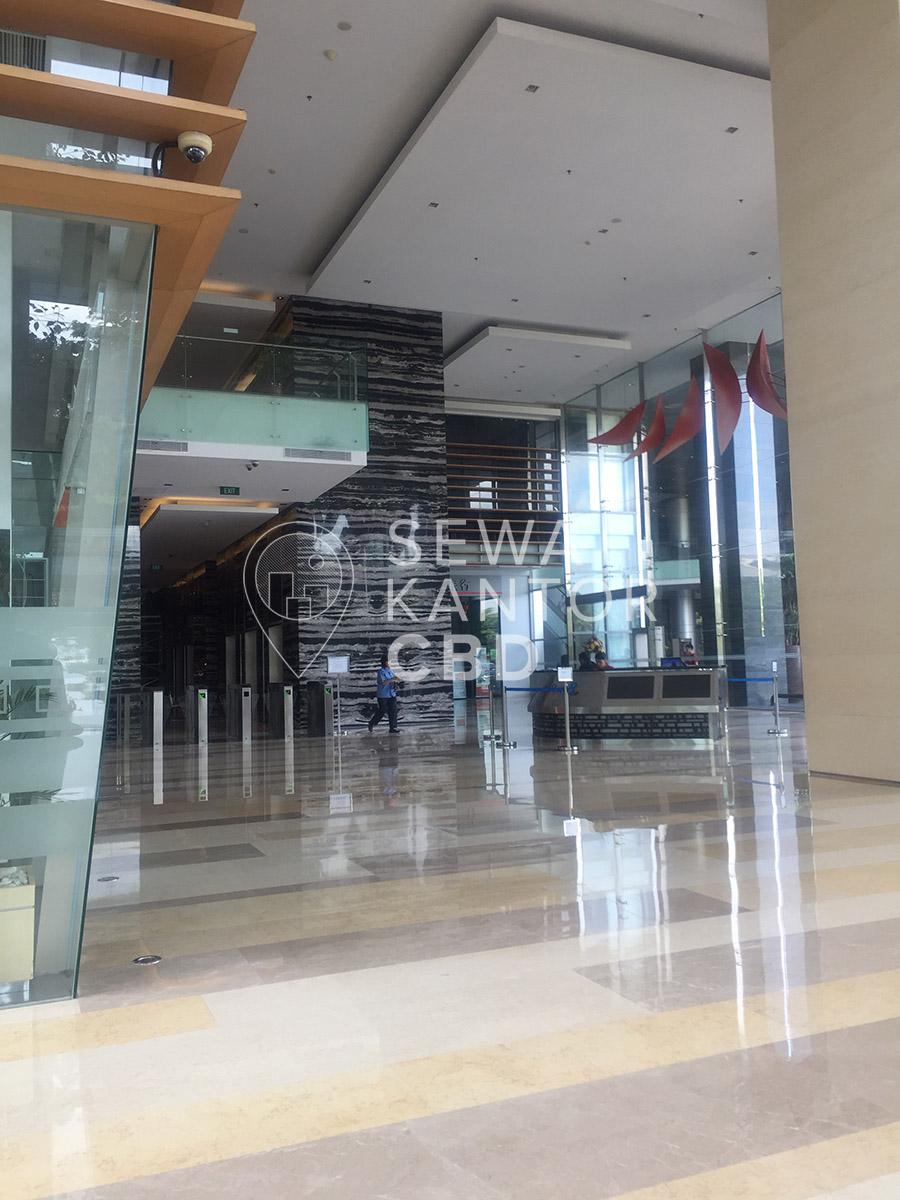 Sewa Kantor Gedung Gandaria 8 Office Tower Jakarta Selatan Kebayoran Lama  Jakarta Interior 4