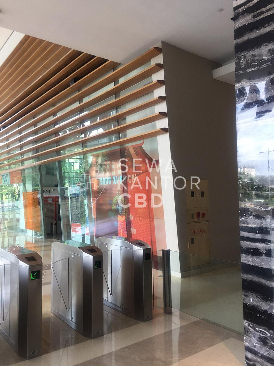 Sewa Kantor Gedung Gandaria 8 Office Tower Jakarta Selatan Kebayoran Lama  Jakarta Interior 2