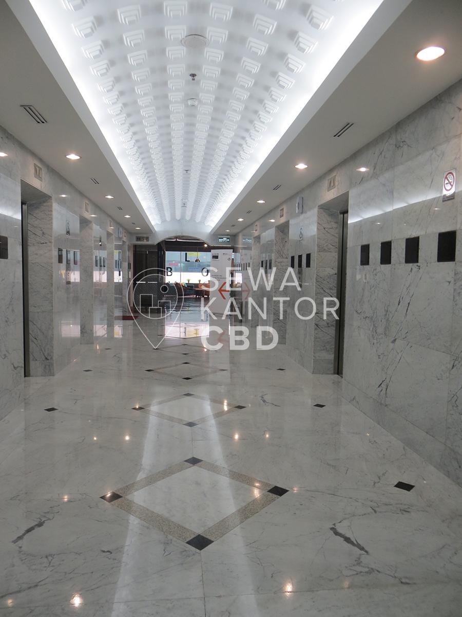 Sewa Kantor Gedung Ariobimo Sentral Jakarta Selatan Setiabudi Kuningan Jakarta Interior 7