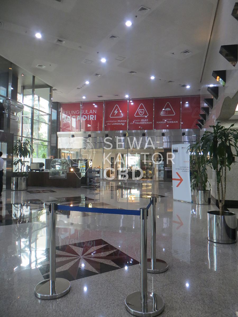 Sewa Kantor Gedung Ariobimo Sentral Jakarta Selatan Setiabudi Kuningan Jakarta Interior
