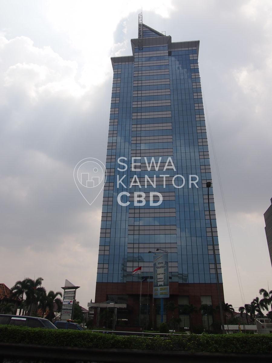 Sewa Kantor Gedung Graha Pratama Jakarta Selatan Pancoran  Jakarta Exterior 2