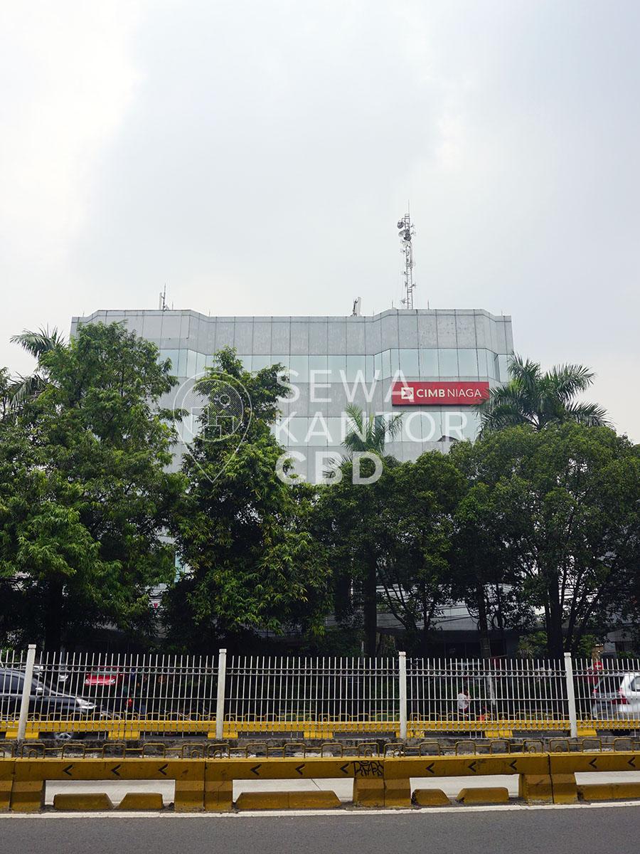 Sewa Kantor Gedung Graha Mampang Jakarta Selatan Pancoran  Jakarta Exterior