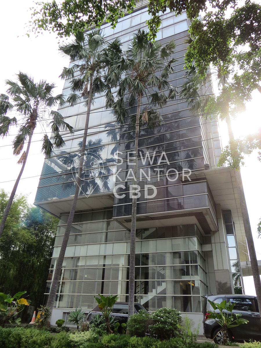 Sewa Kantor Gedung Arrtu Agro Nusantara Jakarta Selatan Setiabudi Kuningan Jakarta Exterior