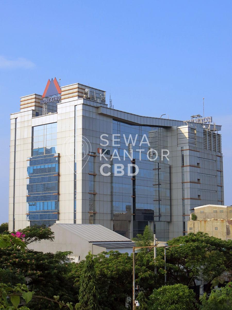 Sewa Kantor Gedung Kobexindo Tower Jakarta Utara Pademangan  Jakarta Exterior 0