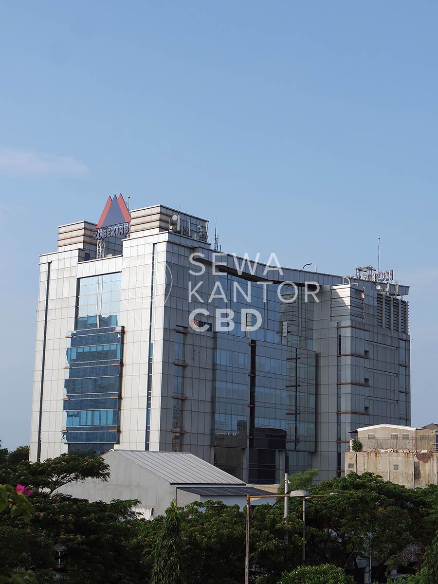 Sewa Kantor Gedung Kobexindo Tower Jakarta Utara Pademangan  Jakarta Exterior 3