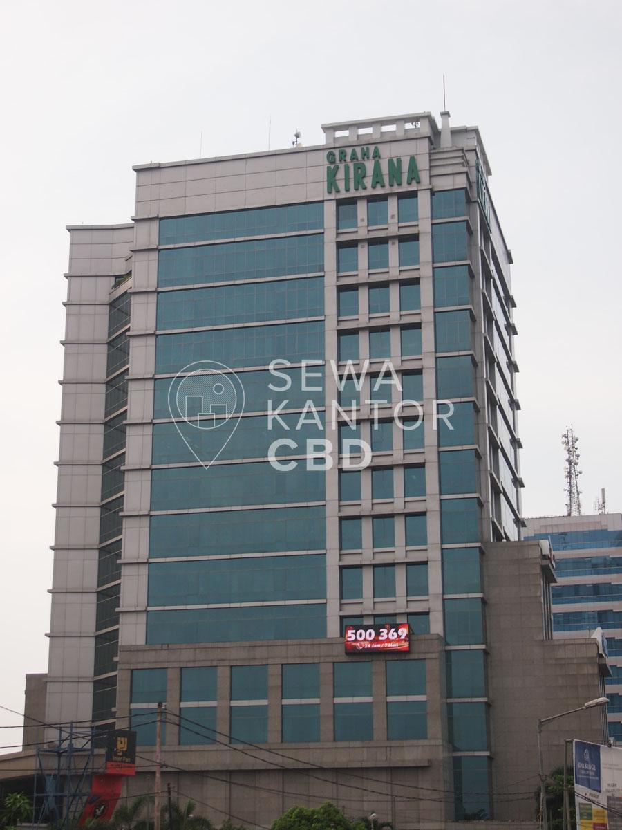 Sewa Kantor Gedung Graha Kirana Jakarta Utara Tanjung Priok  Jakarta Exterior 0