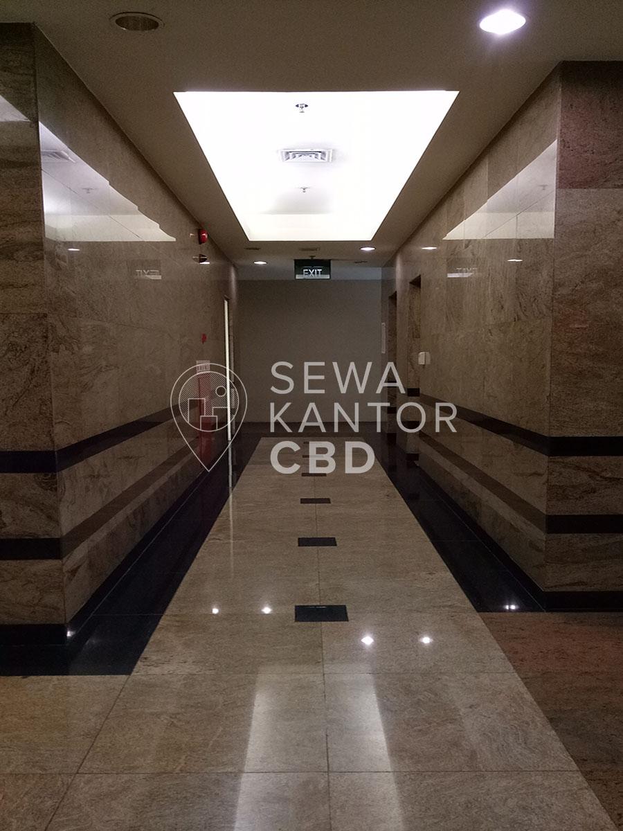 Sewa Kantor Gedung Graha Kirana Jakarta Utara Tanjung Priok  Jakarta Interior 19