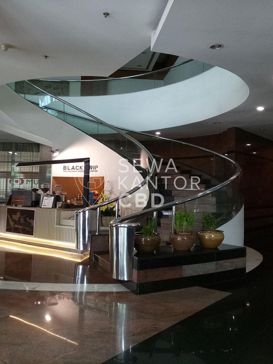 Sewa Kantor Gedung Graha Kirana Jakarta Utara Tanjung Priok  Jakarta Interior 18
