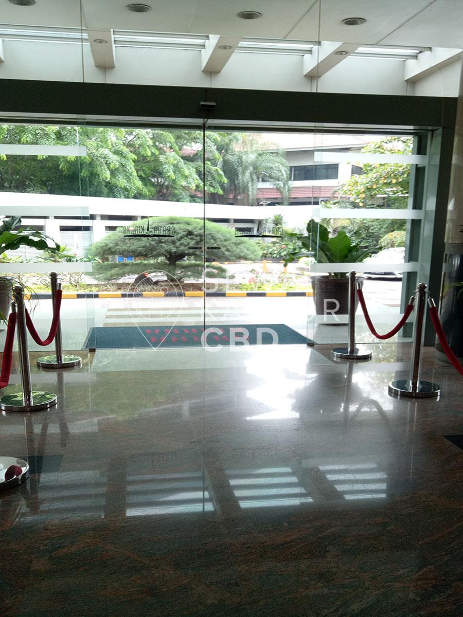 Sewa Kantor Gedung Graha Kirana Jakarta Utara Tanjung Priok  Jakarta Interior 16
