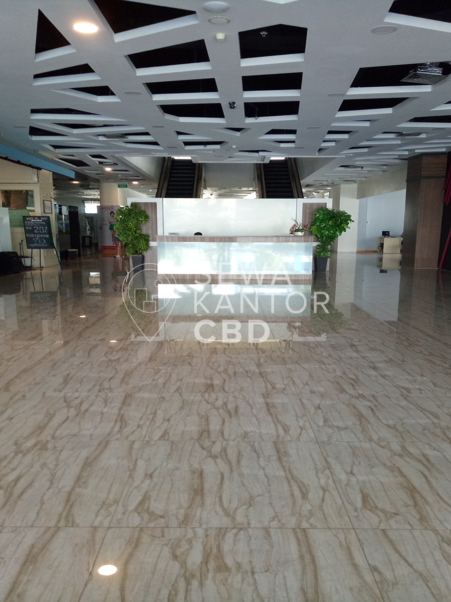 Sewa Kantor Gedung Harton Tower Jakarta utara Kelapa Gading  Jakarta Interior 4