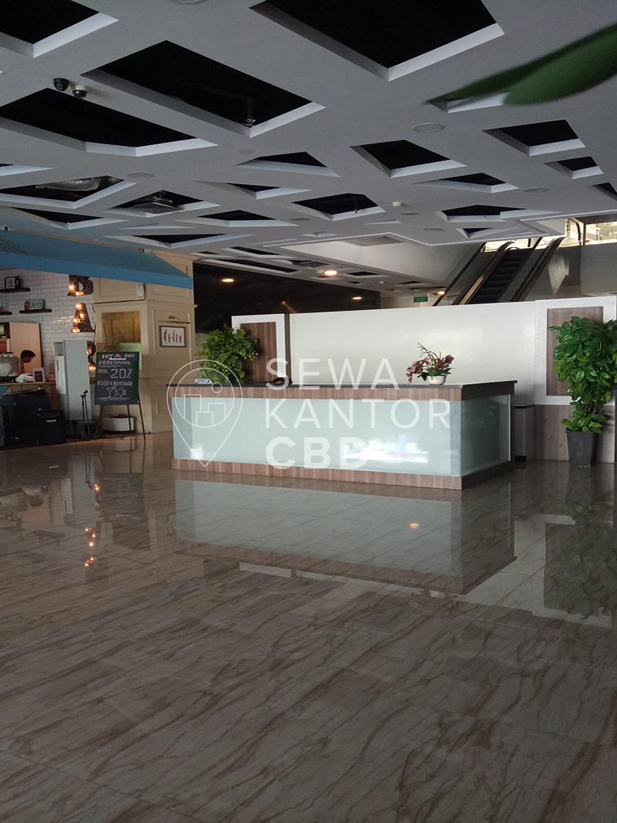 Sewa Kantor Gedung Harton Tower Jakarta utara Kelapa Gading  Jakarta Interior
