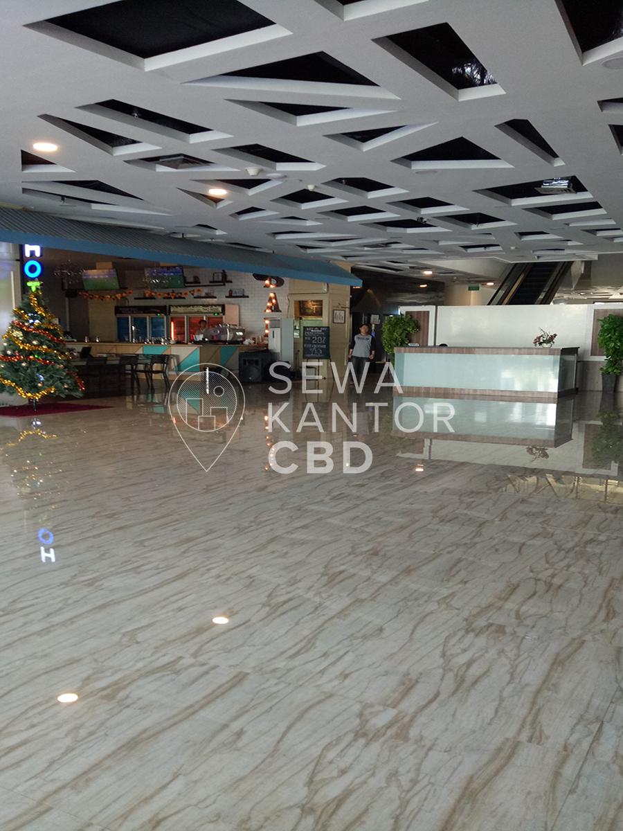Sewa Kantor Gedung Harton Tower Jakarta utara Kelapa Gading  Jakarta Interior 2