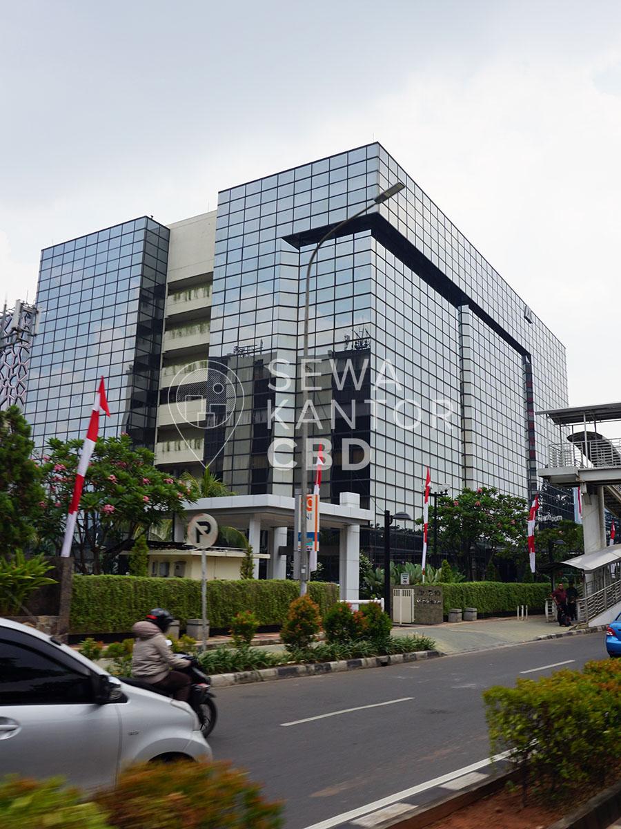 Sewa Kantor Gedung Atrium Mulia Jakarta Selatan Setiabudi Kuningan Jakarta Exterior 0