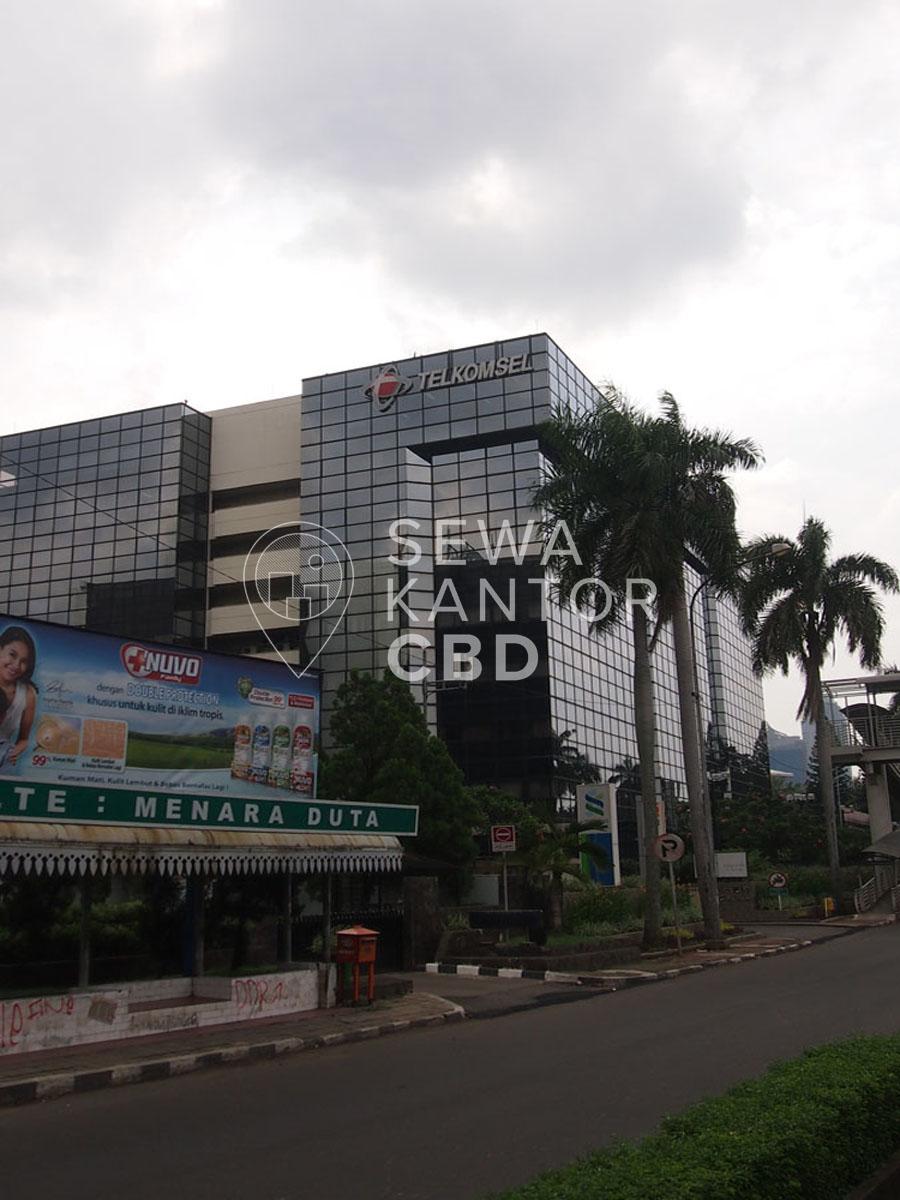 Sewa Kantor Gedung Atrium Mulia Jakarta Selatan Setiabudi Kuningan Jakarta Exterior 3