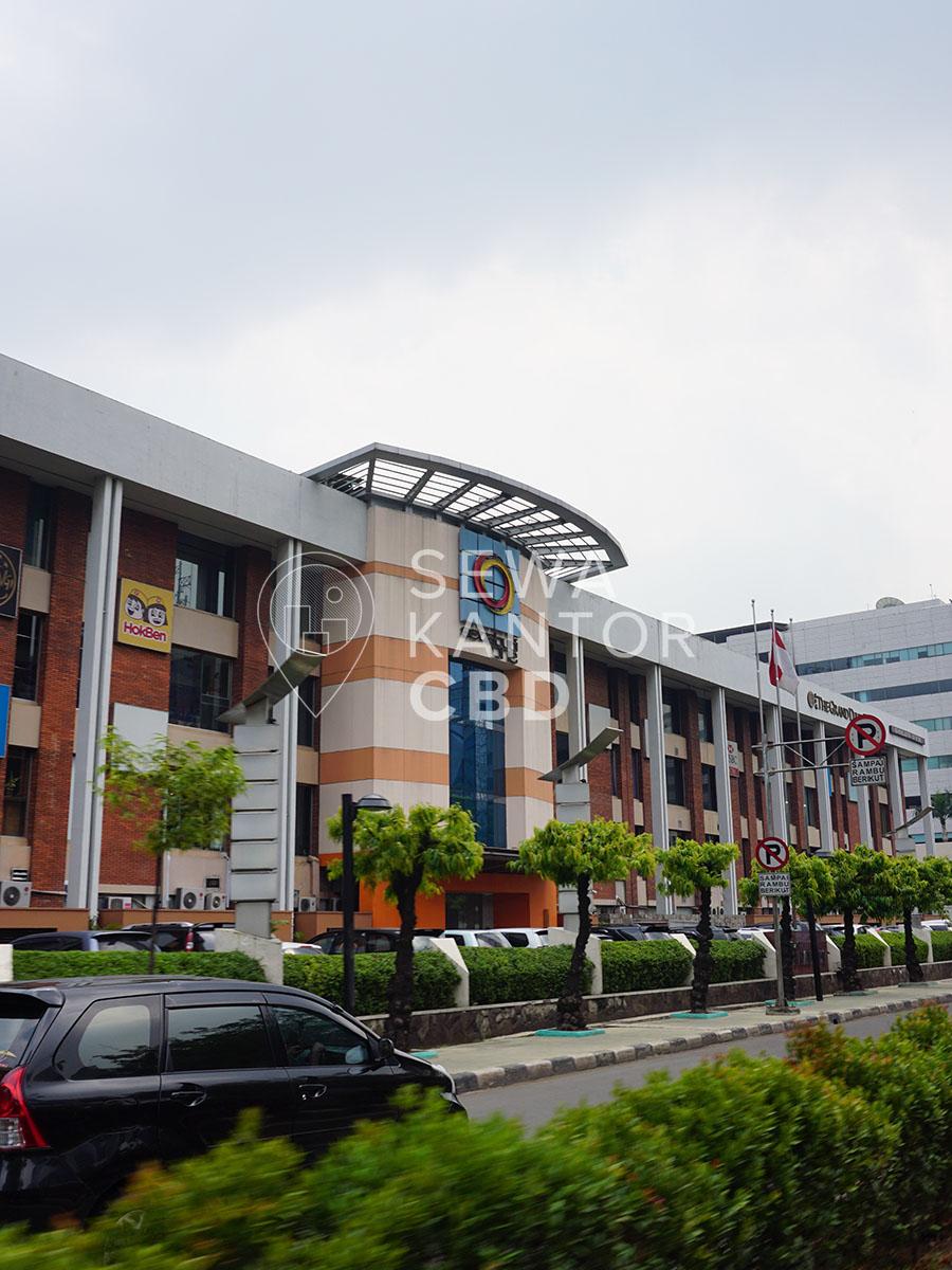 Sewa Kantor Gedung Gedung Setiabudi One Jakarta Selatan Setiabudi Kuningan Jakarta Exterior 3