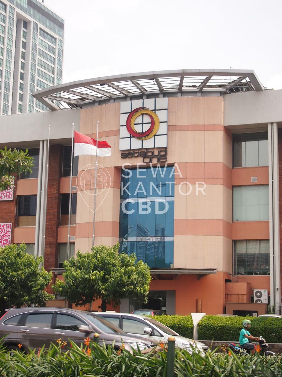 Sewa Kantor Gedung Gedung Setiabudi One Jakarta Selatan Setiabudi Kuningan Jakarta Exterior 1