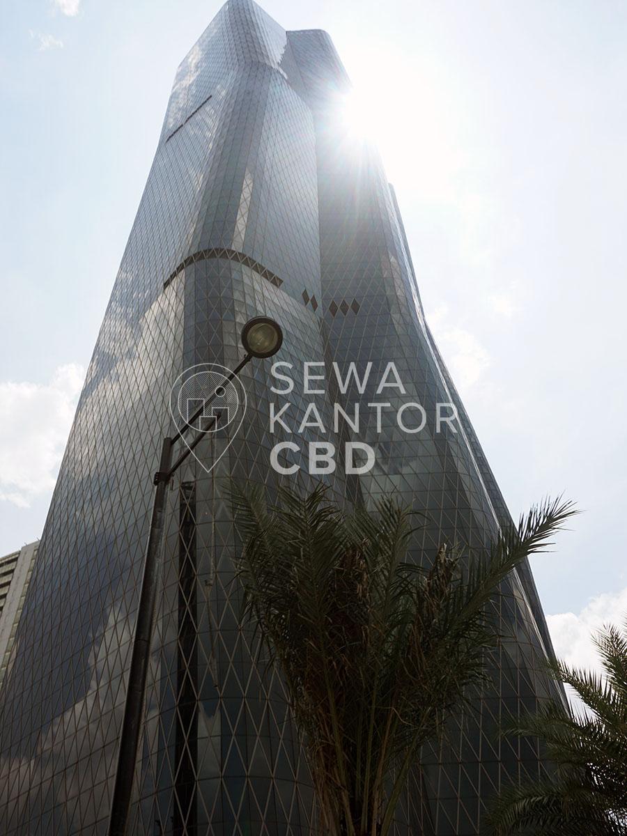 Sewa Kantor Gedung Bakrie Tower Jakarta Selatan Setiabudi Kuningan Jakarta Exterior 3