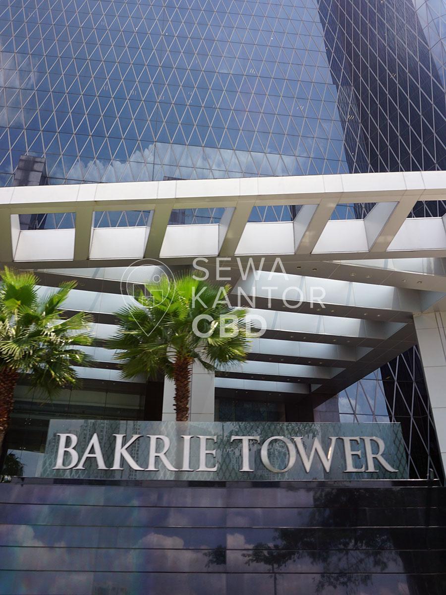 Sewa Kantor Gedung Bakrie Tower Jakarta Selatan Setiabudi Kuningan Jakarta Exterior 1