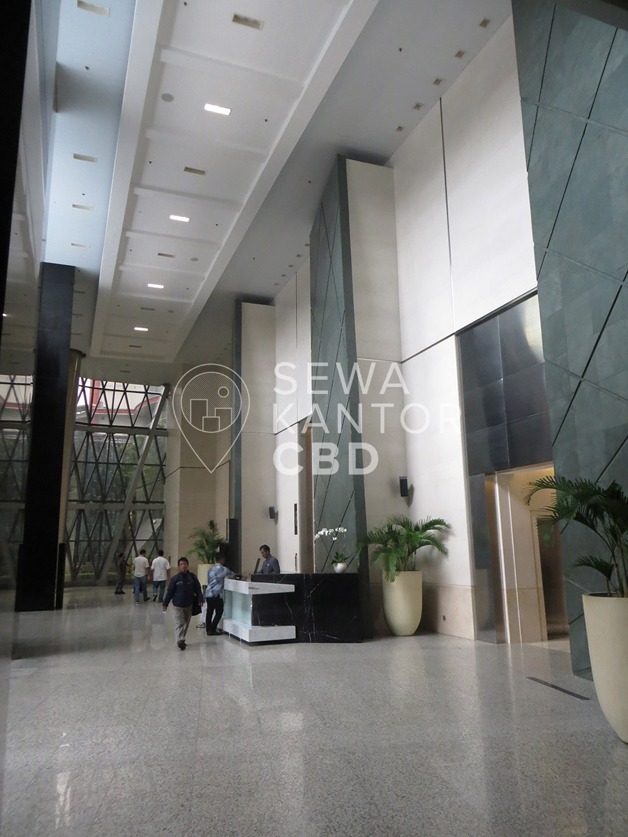 Sewa Kantor Gedung Bakrie Tower Jakarta Selatan Setiabudi Kuningan Jakarta Interior 9