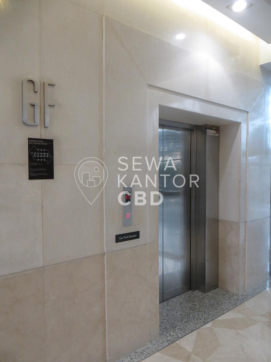 Sewa Kantor Gedung Bakrie Tower Jakarta Selatan Setiabudi Kuningan Jakarta Interior 8