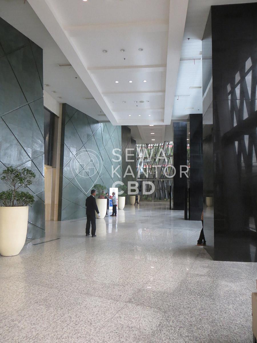 Sewa Kantor Gedung Bakrie Tower Jakarta Selatan Setiabudi Kuningan Jakarta Interior 6