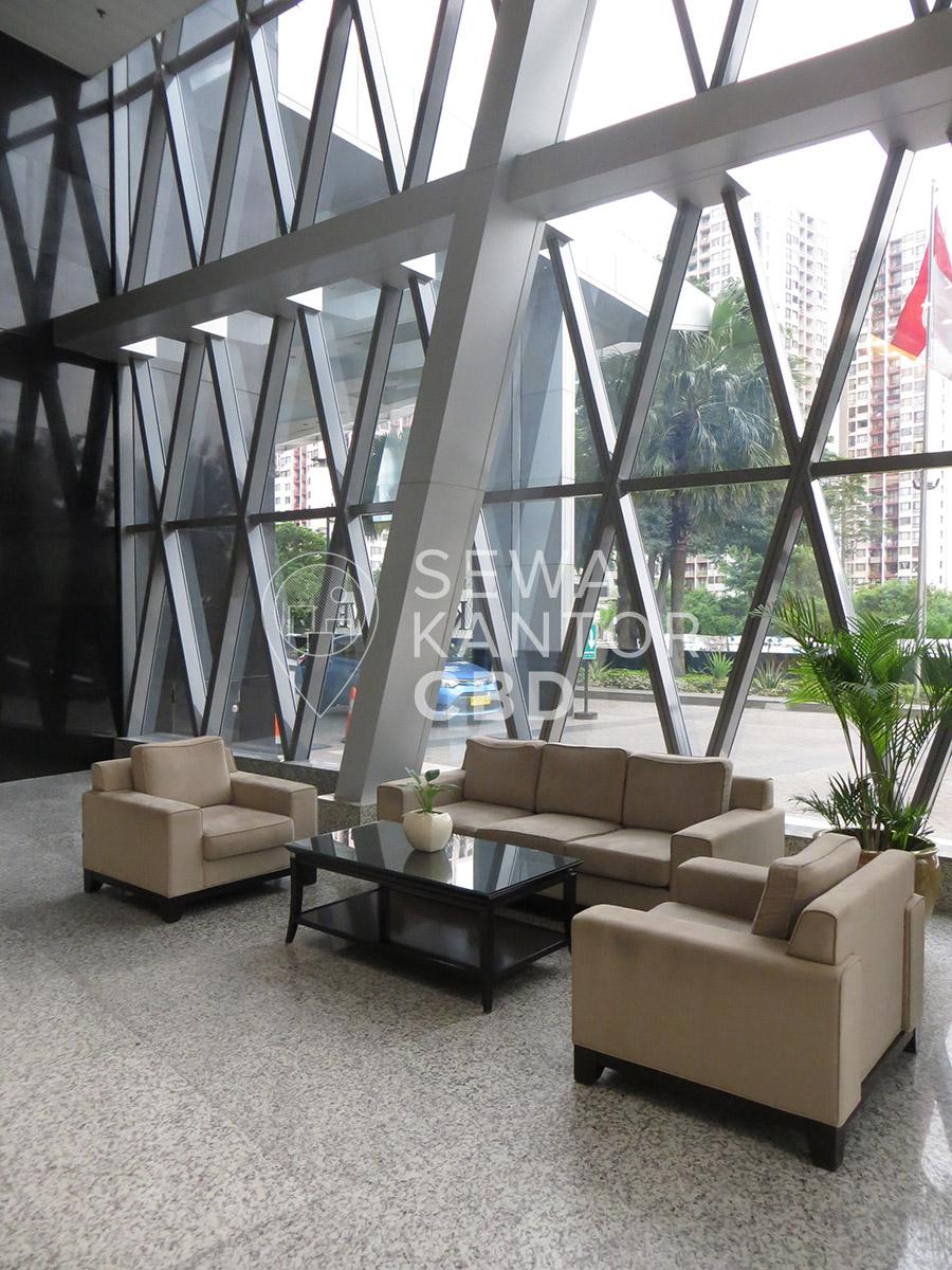 Sewa Kantor Gedung Bakrie Tower Jakarta Selatan Setiabudi Kuningan Jakarta Interior 5