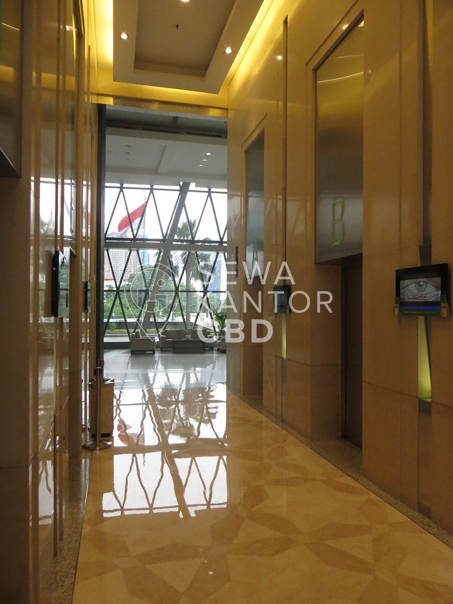 Sewa Kantor Gedung Bakrie Tower Jakarta Selatan Setiabudi Kuningan Jakarta Interior 3