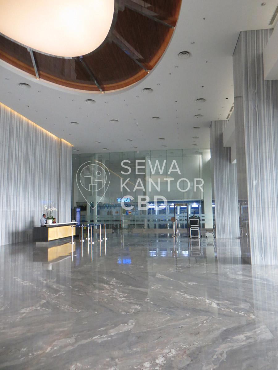 Sewa Kantor Gedung Centennial Tower Jakarta Selatan Setiabudi Gatot Subroto Jakarta Interior 7