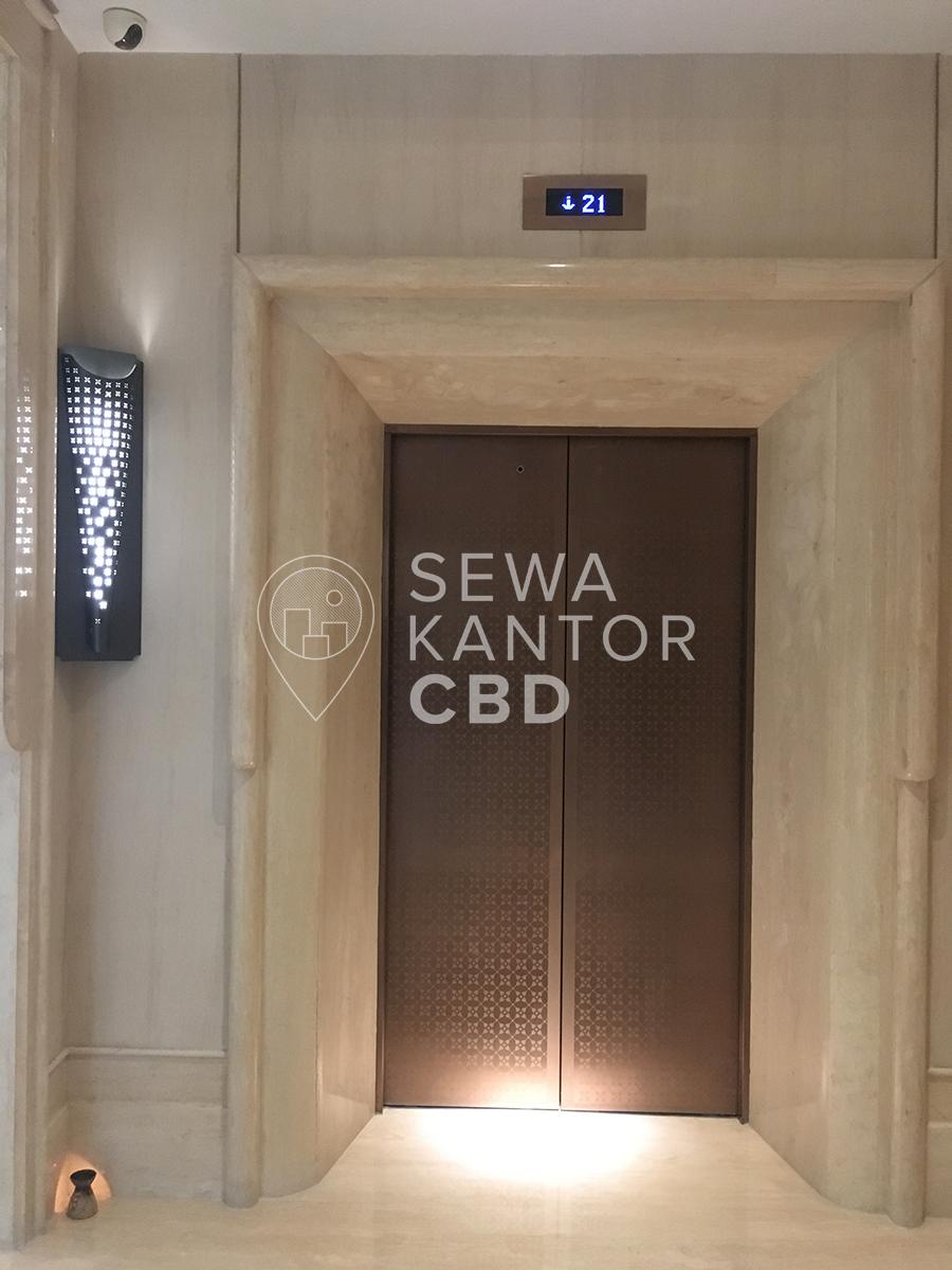 Sewa Kantor Gedung Altira Office Tower Jakarta Utara Sunter Jaya  Jakarta Interior 27