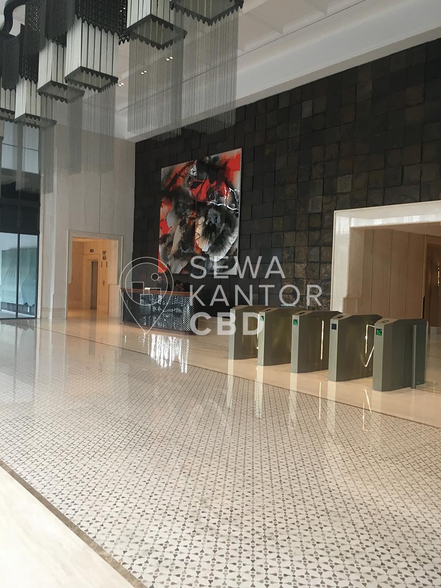 Sewa Kantor Gedung Altira Office Tower Jakarta Utara Sunter Jaya  Jakarta Interior