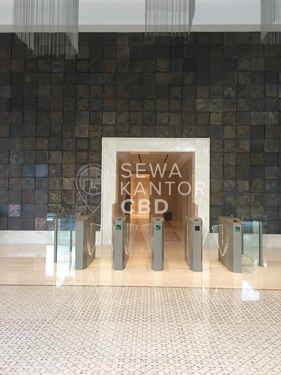 Sewa Kantor Gedung Altira Office Tower Jakarta Utara Sunter Jaya  Jakarta Interior 17