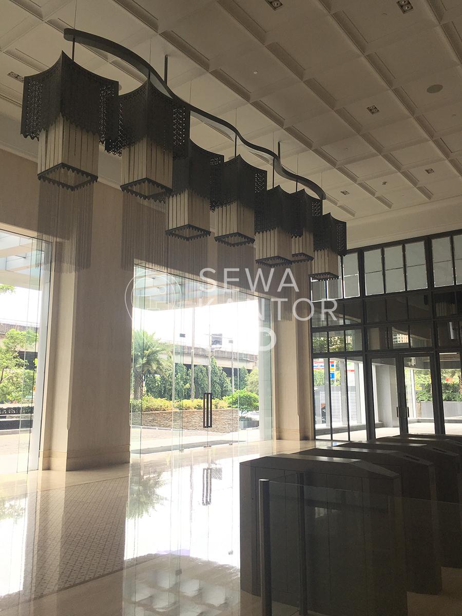 Sewa Kantor Gedung Altira Office Tower Jakarta Utara Sunter Jaya  Jakarta Interior 2