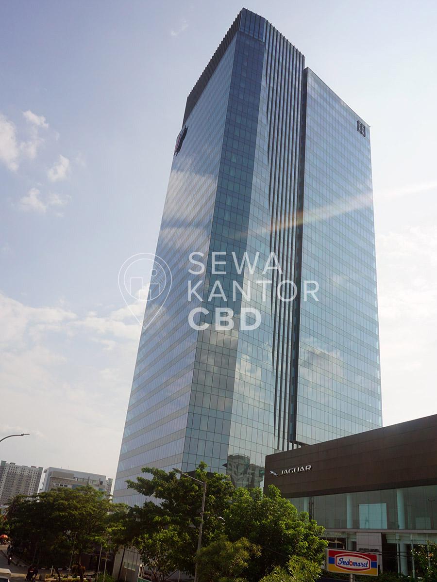 Sewa Kantor Gedung Altira Office Tower Jakarta Utara Sunter Jaya  Jakarta Exterior 0