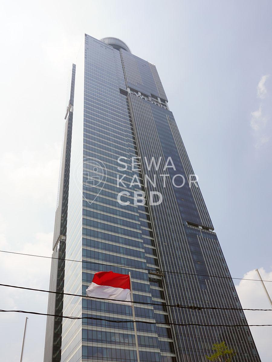 Sewa Kantor Gedung Gama Tower Jakarta Selatan Setiabudi Kuningan Jakarta Exterior 8