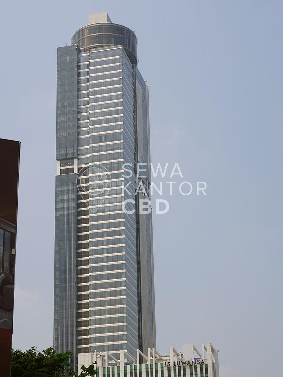 Sewa Kantor Gedung Gama Tower Jakarta Selatan Setiabudi Kuningan Jakarta Exterior 9